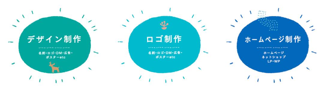 ホームページ制作 渋谷 デザイン会社 個人